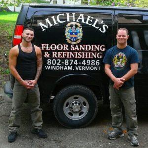 Michael's Floor Sanding & Refinishing